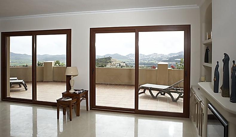 Softline md 70 pvc serramenti home alberto colangelo - Prezzo finestre pvc ...